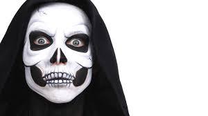skeleton face makeup advanced skull face paint tutorial snazaroo you
