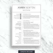 Modern Resume Templates Free Download Pdf Easiest Resume Template