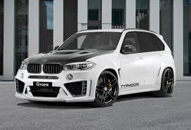 2016 BMW X5 M Typhoon By G-Power Review - Top Speed