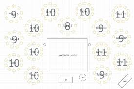 reception seating chart template wedding floor plan awesome round best table layout for wedding reception templates