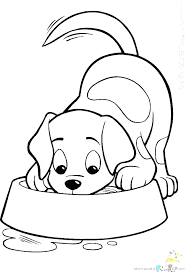 Coloring Pages For Pets Coloring Pages With Dogs Dog Coloring Pages