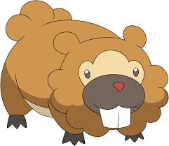 Pokemon 399 Bidoof Pokedex Evolution Moves Location Stats