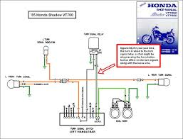 honda shadow icirc vt icirc turning signal wiring diagram  1988 honda shadowicirc128129 vt1100 icirc128128turning signal wiring diagram 2007 honda shadow 600 rays honda shadows and honda shadow