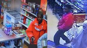 Overland Star Suspects Robbery On The Camera Store City Kansas Park Liquor Caught