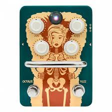 <b>Педаль эффектов</b> для электрогитары <b>Orange Fur Coat</b>, Оранж в ...