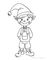 Elf On The Shelf Coloring Pages Amazing Elf On The Shelf Coloring