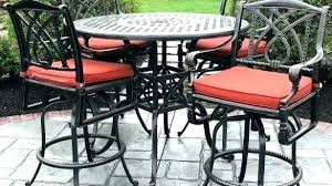 bar table and chairs set outdoor bar table set patio furniture bar table set 4 person