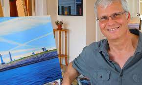 Meet David Arsenault of The Art of David Arsenault in Rockport – Boston  Voyager Magazine | Boston City Guide