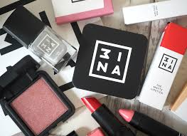 the hot new makeup brand from sweden you ll want to spend all your money on mina 3ina