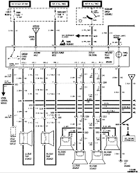 1995 chevy tahoe wiring diagram