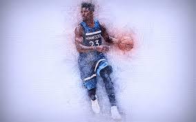jimmy butler wallpaper. Fine Jimmy Jimmy Butler 4k Artwork Basketball Stars Minnesota Timberwolves NBA  Intended Butler Wallpaper P