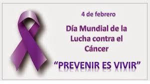 Resultado de imagen de día mundial del cancer