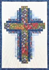 Cross Quilt Pattern Extraordinary Hope Of Texas Cross PATTERN ONLY Lake Area Quilts 484848