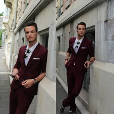 Light Grey And Burgundy Suit I N F A S H I O N I T Y A Style Story H M Burgundy Suit