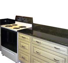 Peel And Stick Black Faux Marble Granite Countertop Film Self