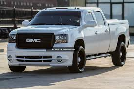 2008 Gmc Sierra 2500 Hd Slt Crew Cab Pickup 4 - Door 6. 0l