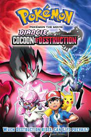 Pokémon the Movie: Diancie and the Cocoon of Destruction (2014) - Rotten  Tomatoes