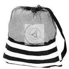 Cotton Mesh Laundry Bag