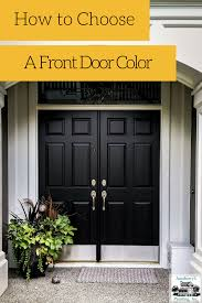 front door painting color choice | For the Home | Pinterest ...