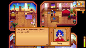 what is emily s favorite gift stardew valley