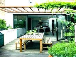 patio designs ideas outdoor small patios design wood large uk