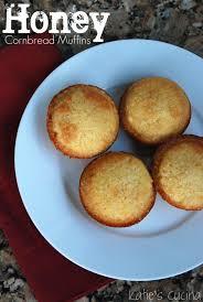Honey Cornbread Muffins Katies Cucina