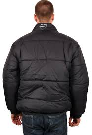 freeze defense men s down alternative winter jacket coat