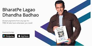 BharatPe Referral Code   All in One Upi Payment App Refer & Get 100Rs