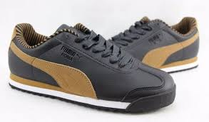 puma athletic shoes. puma roma citi series men\u0027s athletic shoes 361663-02 size: 6.5 p