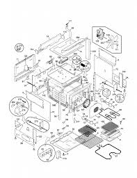 Electrical wiring body parts wiring diagram kenmore range 89