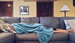 Η αβάσταχτη (αν)ασφάλεια του καναπέ
