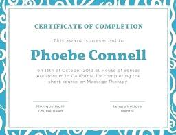 Certificate Of Training Completion Template Training Course Completion Report Template