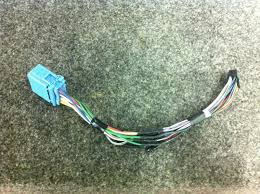 wire nuts are not the right way to connect a car radio harness! car stereo crimp connectors at Connecting Wire Harness To Car Stereo