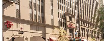 hotel hilton garden inn chicago downtown magnificent mile ee uu fachada