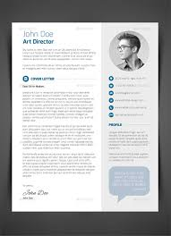 Cover Letter In Resume 100Piece Resume CV Cover Letter by bullero GraphicRiver 45
