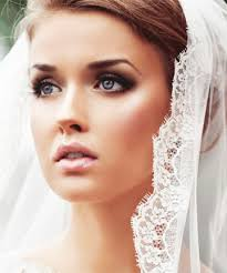 smoke gets in your eyes 25 gorgeous wedding makeup looks to steal page 13