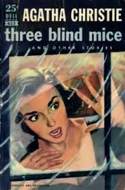 three blind mice and other stories by agatha christie dell edition