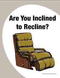 reading roundtable are you inclined to recline 3rd collection