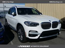 BMW Convertible bmw sport activity package : 2018 New BMW X3 xDrive30i Sports Activity Vehicle at BMW of San ...