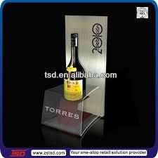 Bar Bottle Display Stand Tsda100 Custom Acrylic Wine Bottle Display StandWine Liquor 43
