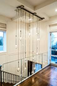 modern home lighting. glamorous contemporary chandeliers modern home lighting ideas staircase light up my life pinterest