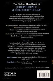 the oxford handbook of jurisprudence and philosophy of law oxford the oxford handbook of jurisprudence and philosophy of law oxford handbooks in law amazon co uk jules coleman scott shapiro 9780199270972 books