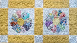 Vintage Dresden Plate Quilt – Q is for Quilter & RSS Adamdwight.com