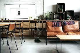 Industrial modern office Concrete Modern Industrial Javi333com Lovable Modern Industrial Office Furniture Industrial Style Office