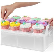 36 Cupcake Carrier Simple CE Compass Cupcake Carrier Holder Container Box 60 Slot 60 Tier