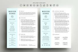 2 Column Resume Template Word resume Layout For A Resume 1