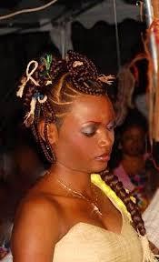 Coiffure Mariage Black Meilleur De Coiffure Mariage Afro