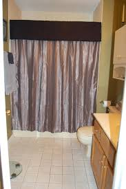 fancy double swag shower double swag shower curtain with valance with regard to dimensions 2000 x