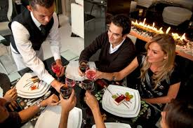 Image result for busy restaurant waiter