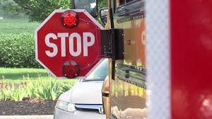 Image result for school bus traffic laws